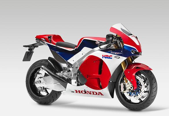 HONDA RC213V-S (MOTO GP公道レプリカモデル)を正式公開!!