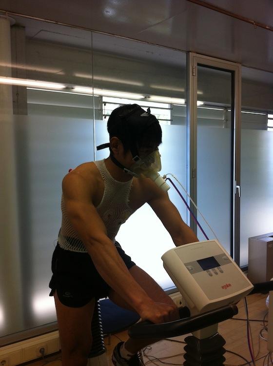Aoyama physical test