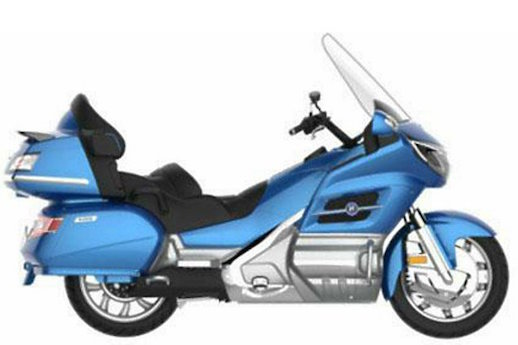 Honda-Goldwing-Copycat-Jiangsu-Xinri-electric-bike