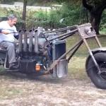 V8-engine-powered-custom-trike