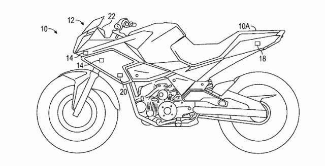 HONDA スマートバイク を開発中!?