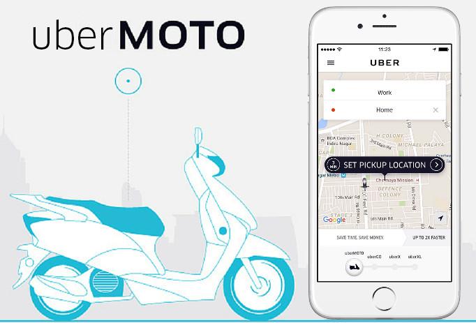 Uber-MOTO