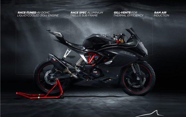 TVS-Akula-310-race-bike