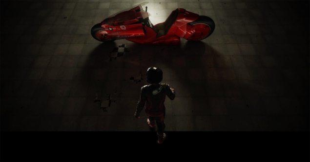 AKIRA 金田バイクの3D CGムービーがかっこよすぎ。