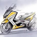2012_xp500_scooters_rough_quarter_sketch