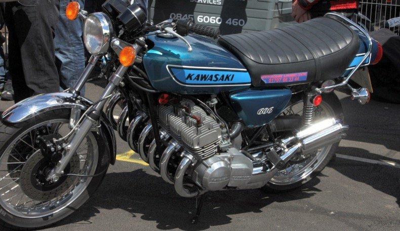 Kawasaki Kh  Engine For Sale