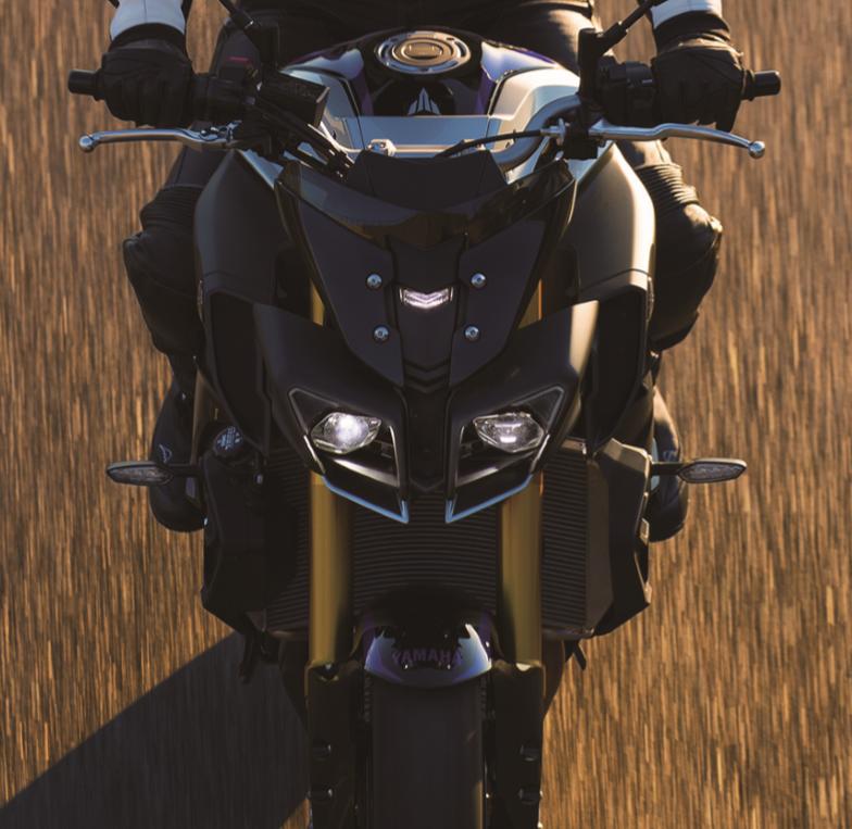 【試乗レポート】Yamaha ヤマハ MT-10 SP 電子制御が面白い!