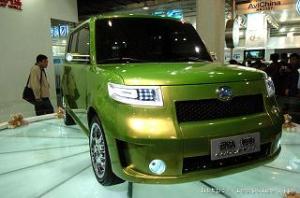 2006北京モーターショー。 パクリがヒドイ。。。