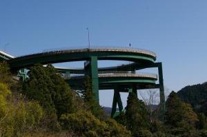 伊豆のループ橋