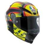 ヴァレンティーノ・ロッシの AGVヘルメット がカッコイイ!