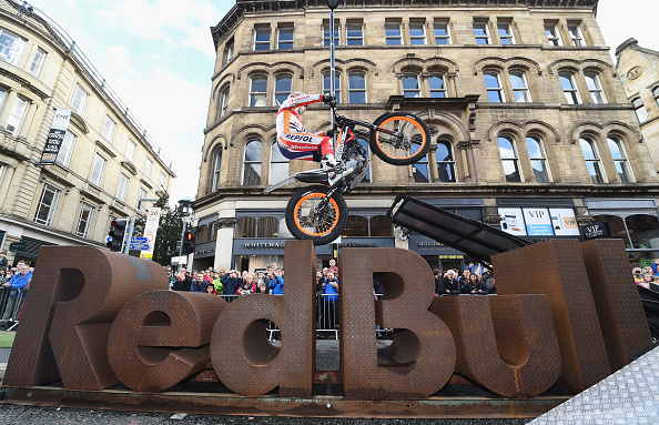 Red Bull City Trial - Manchester