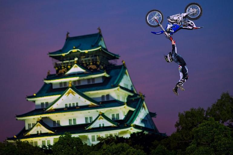 フリースタイルモトクロス で活躍する 日本人 選手に注目!!