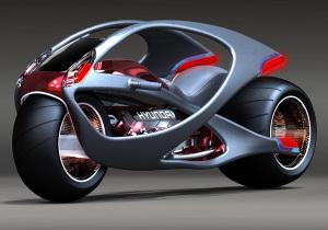ヒュンダイ バイク のコンセプトモデルがあった!