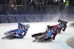 FIM公認 ロシアの 氷上バイクレース がすごい!!!