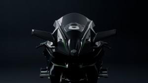 KAWASAKI H2R が色んなバイクと 加速競争 してます!!