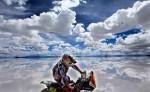 ダカールラリー 2015 :ボリビア ウユニ