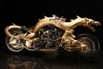 3Dプリンター で バイク が作れる時代??