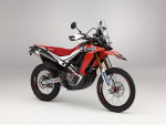 Honda CRF250 RALLY 元々のコンセプトモデルと比べてみる。