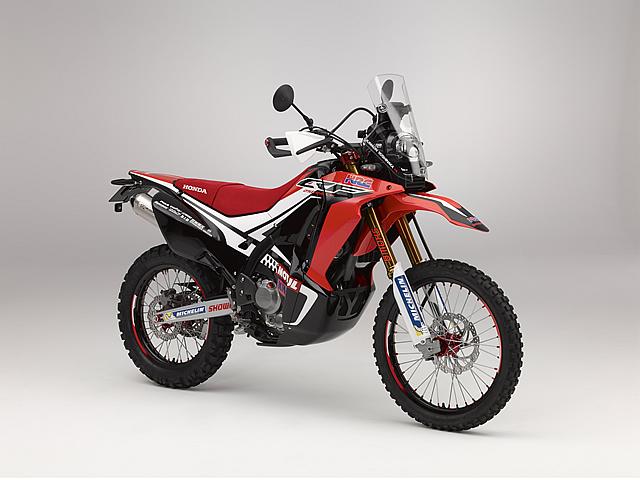 Honda CRF250 RALLY コンセプトから量産か!?