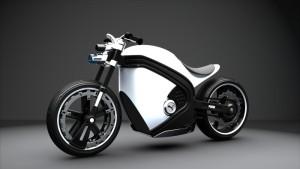 PUMAにバイクのコンセプトモデルがあった!!