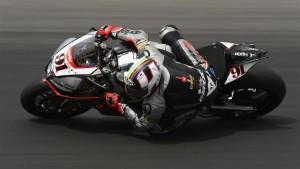 APRILIA がかなり臨場感溢れる スーパーバイク オンボード映像を公開!!