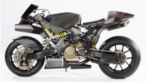 イタリアのハンドクラフト バイク