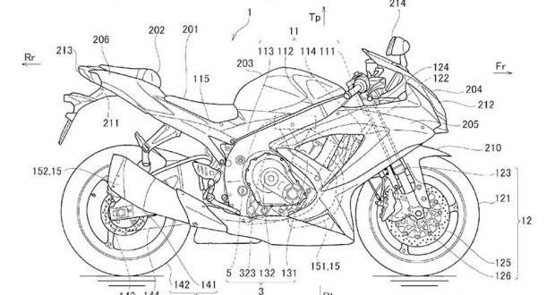 SUZUKI 新型 GSX-R1000 が大幅進化しそう!?