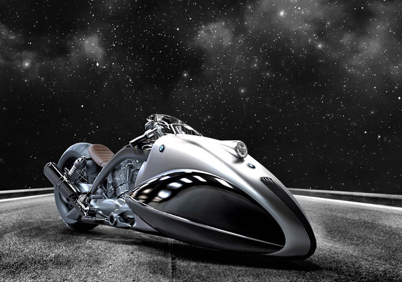 BMWがぶっ飛んだコンセプトモデルを公開!!