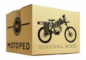 震災 地震で活躍できるバイクあります。