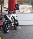 KTM 390 ADVENTURE !?スクープ画像をゲット!!