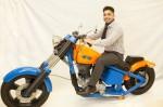 3Dプリンターでバイクが作れる時代?? part2