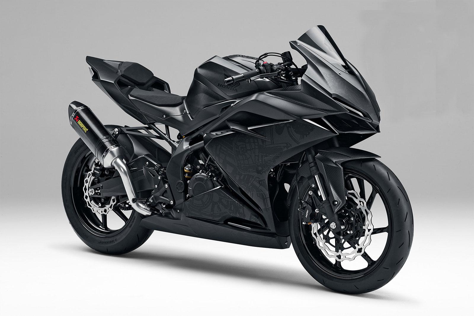 Honda CBR250RR 復活か!? これはかっこいい!!