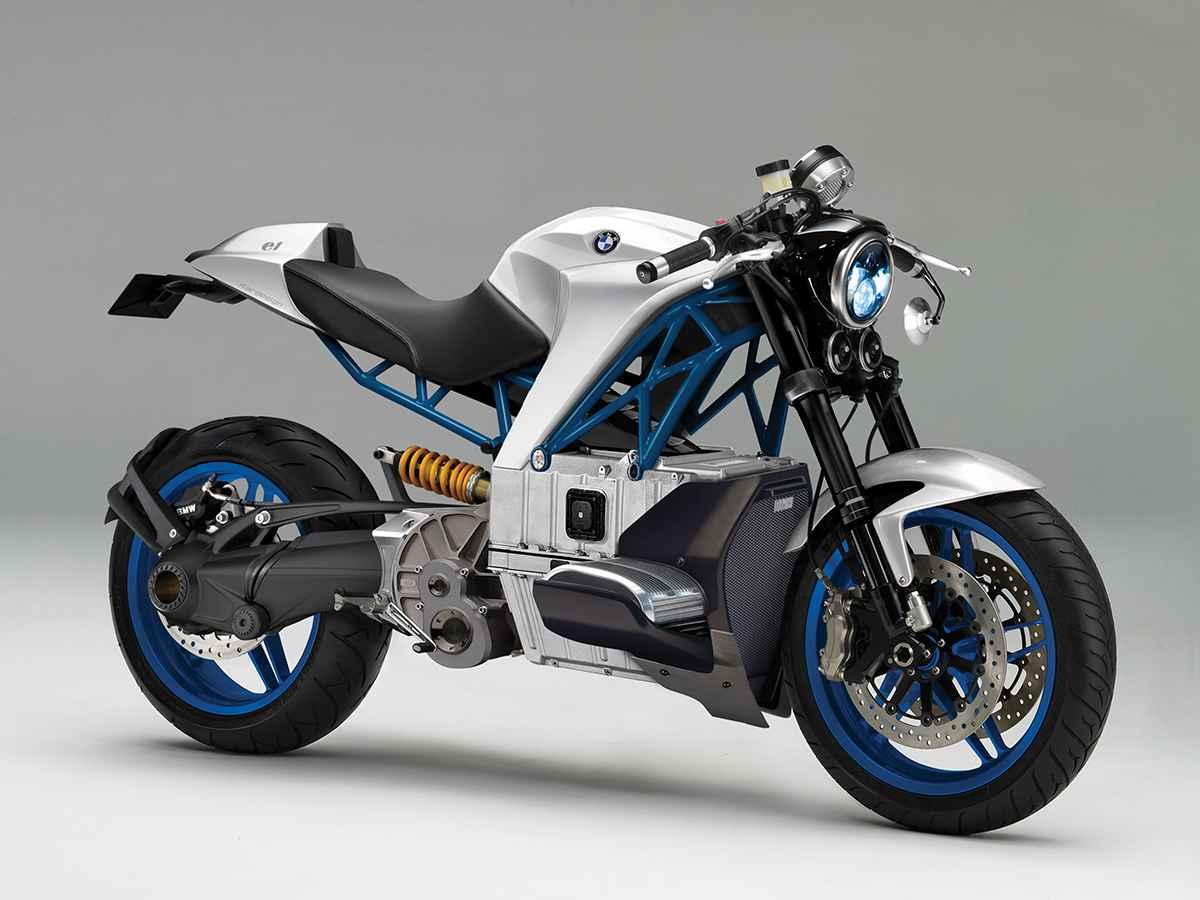 BMWの電気バイク戦略が分かる!?  電気ボクサーツインがすごい!!
