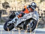 KTMがV4スポーツマシンを開発中!?