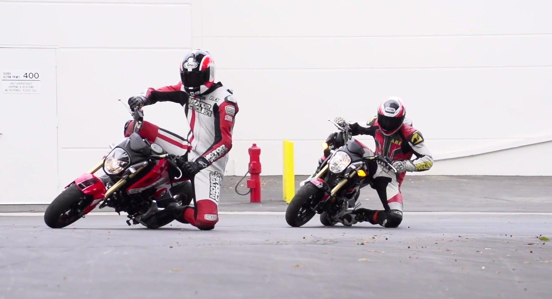 海外でも大人気! これが Honda「 GROM 」の遊び方!
