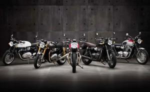 トライアンフ Triumph 2016 新モデル 5機種 フォトギャラリー
