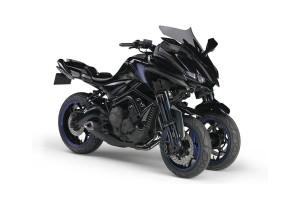 YAMAHA MWT-9 新型 3輪バイク がかっこいい!!