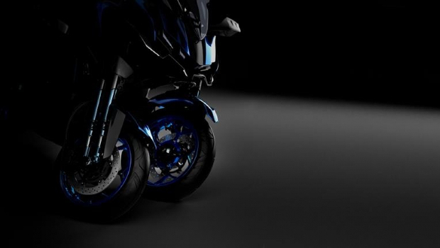 YAMAHA がまた 3輪バイク を開発してる!! 東京モーターショー 展示!!