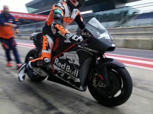 KTM MOTO GP マシン RC16の走行映像入手!!