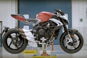 MV AGUSTA New Brutale800を公開!!