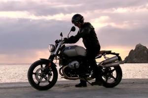 BMW R nineT Scrambler が公開!!