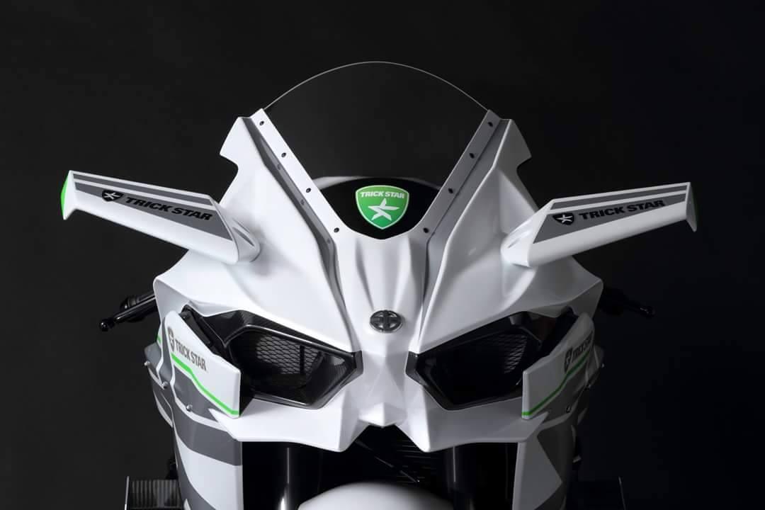 KAWASAKI Ninja H2R こんなカラーにした人います??