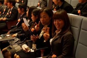 MFJ 表彰式に参加してきました♪(*^^*)