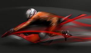 ダイソン の扇風機 バイク をご存知ですか??