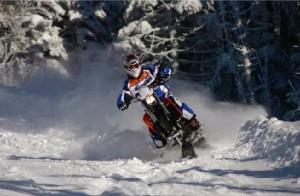 雪 でも バイク に乗りたい!! ガチ版