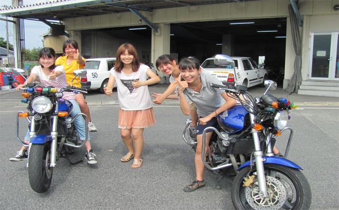 バイク免許 が 合宿 0円 で取れる教習所を発見!!