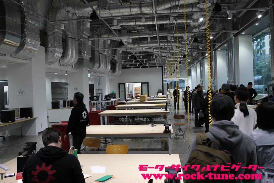 Tech Shop Tokyo ( テックショップ 東京 ) 内側を一挙大公開!!