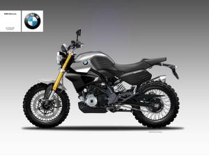 BMW G310R スクランブラー 追加か!?
