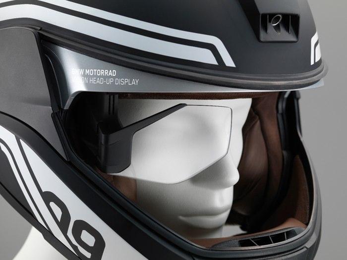 BMW スマートヘルメット コンセプトを CES2016で公開!!