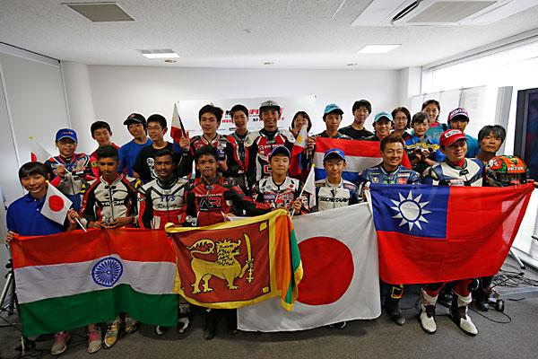 アジア の レーシングライダー を育てるということ。